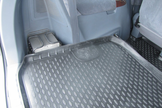 Коврик в багажник для HONDA Odyssey RA-6 1999-2003 (длинный), фото 2