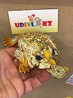 Шкатулка Трехлапая жаба для привлечения богатства