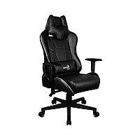 Кресло игровое AeroCool AC220 RGB, Нагрузка (max): 150 кг, Подлокотники, Подголовник, Вентиляция, Подсветка, Ц
