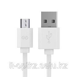 Интерфейсный кабель Micro USB iWalk Trione M Белый