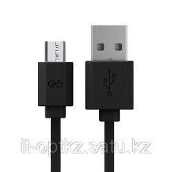 Интерфейсный кабель Micro USB iWalk Trione M Чёрный