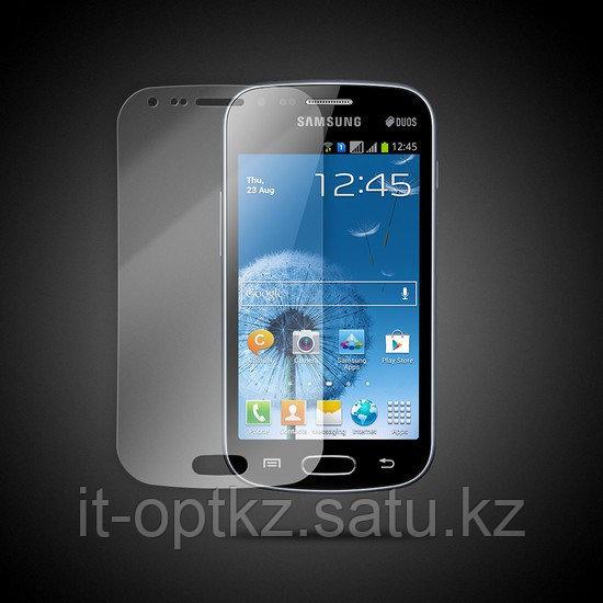 Защитная плёнка DELUXE Mobile Samsung S Duos