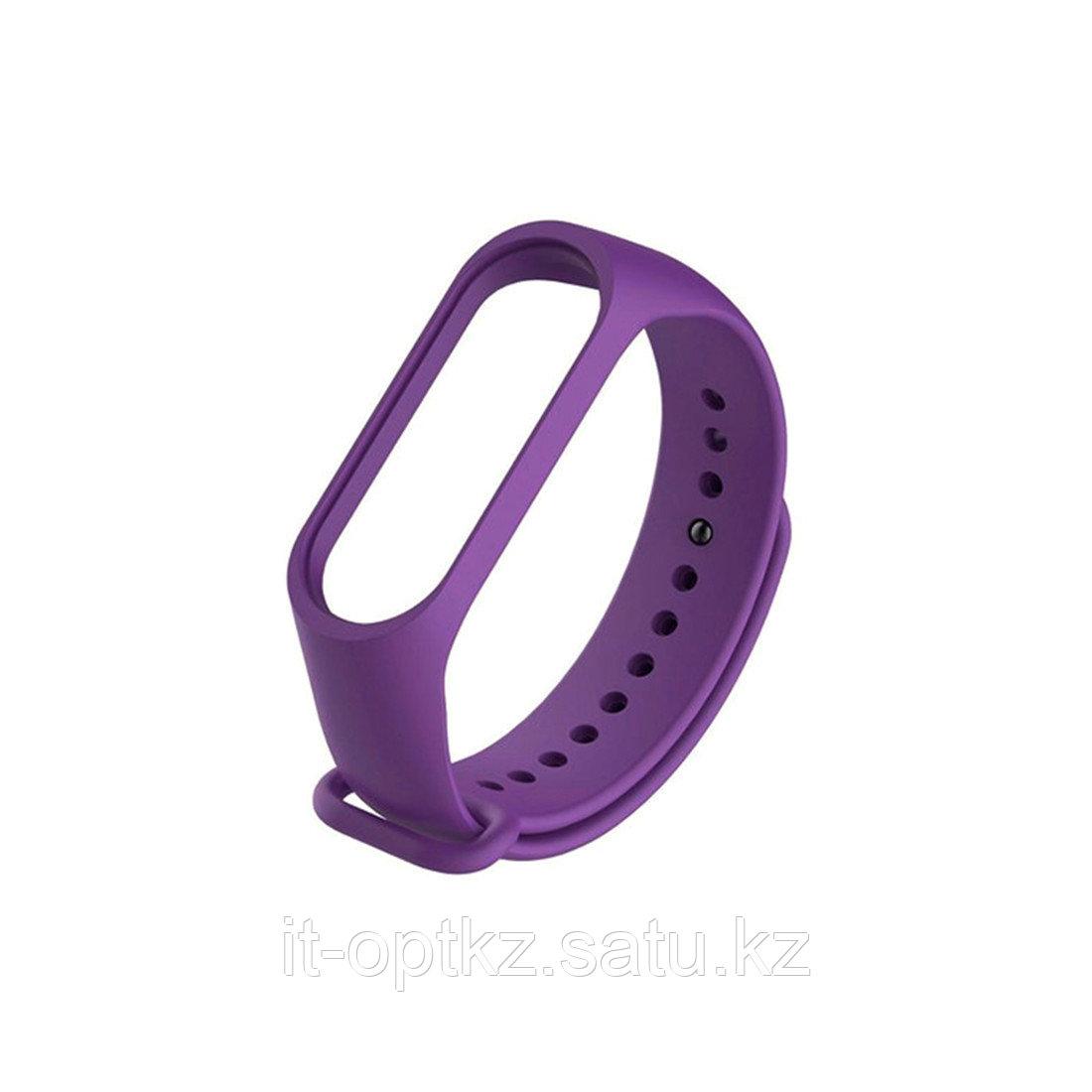 Сменный браслет для Xiaomi Mi Band 3 Фиолетовый