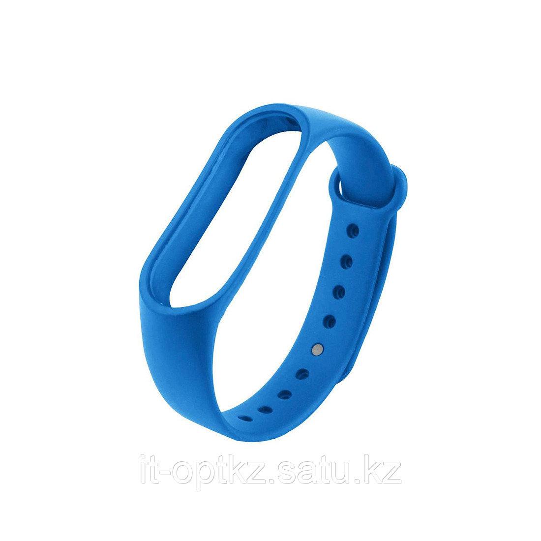 Сменный браслет для Xiaomi Mi Band 3 (Original) Синий