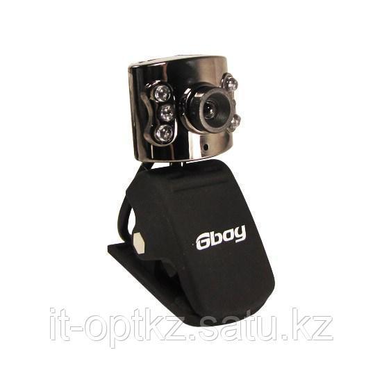 Веб Камера Global Z-1 Хромированная