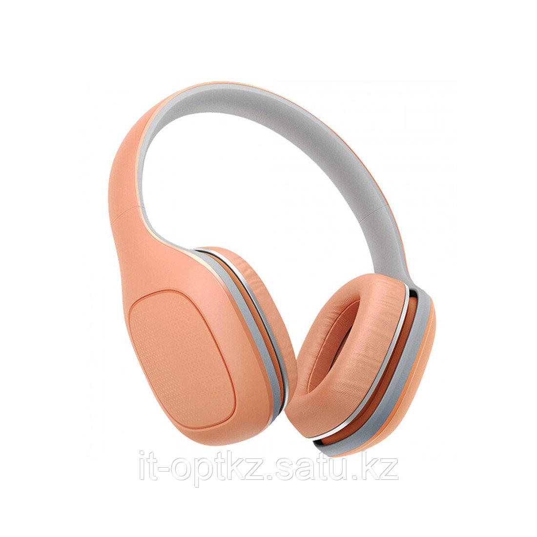 Наушники Xiaomi Mi Headphones Light Оранжевый