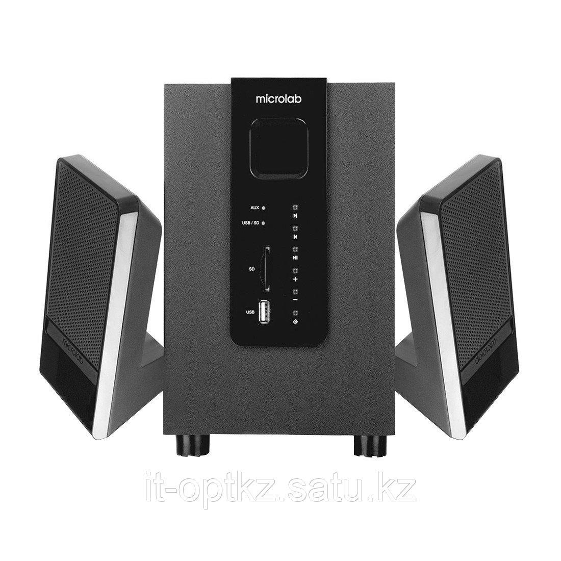 Акустическая система Microlab M100U Чёрный