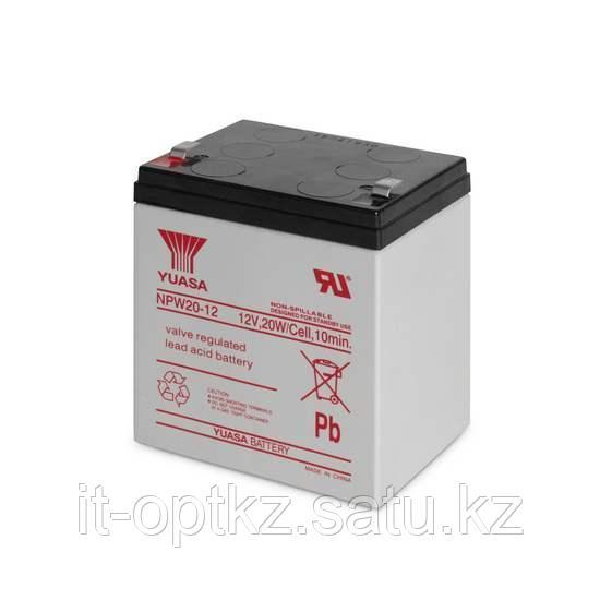 Батарея Yuasa NPW 20-12 12В*4.5 Ач