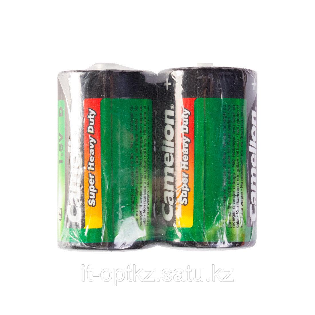 Батарейка CAMELION Super Heavy Duty R20P-SP2G