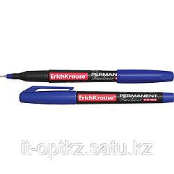 Перманентный лайнер ErichKrause®  FP-50, цвет чернил синий (упак./12 шт.)
