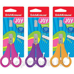 Ножницы ErichKrause® Joy, 13.5см (в блистере по 1 шт.)
