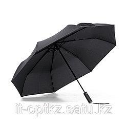 Зонт Xiaomi MiJia Чёрный (Automatic folding)