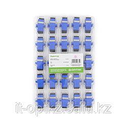 Адаптер А-Оптик АО-7001 SC/UPC-SC/UPC SC SM Simplex