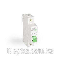 Автоматический выключатель реечный iPower ВА47-63 1Р 16А