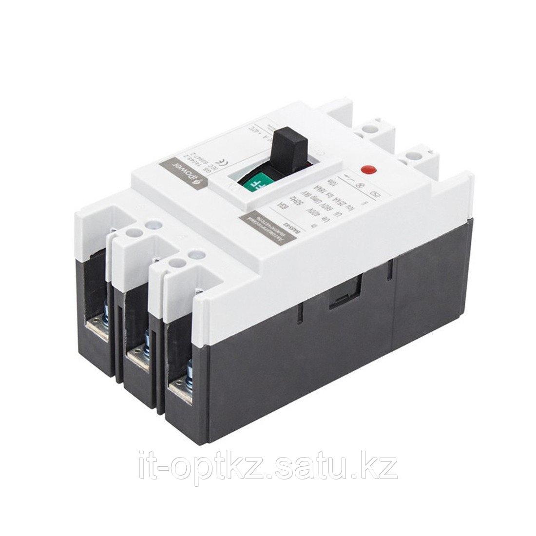 Автоматический выключатель iPower  ВА55-63 3P 50A