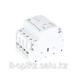 Контактор модульный iPower КМ-63 4Р 25А