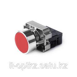 Кнопка открытая Deluxe ХВ2-ВА42 (красная)