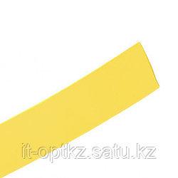 Трубка термоусаживаемая Deluxe DRS 40/20 желтая