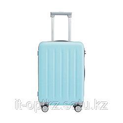 """Чемодан Mi Trolley 90 Points Suitcase Macarony 24"""" Голубой"""