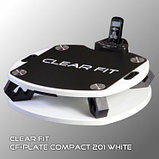 Clear Fit CF-PLATE Compact 201 WHITE, фото 2