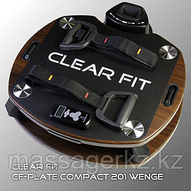 Clear Fit CF-PLATE Compact 201 WENGE