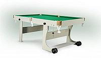 Бильярдный стол складной Компакт 5ф/6ф РП , фото 1