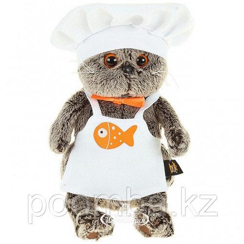 Басик- повар