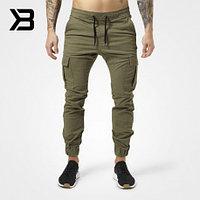 Штаны Better Bodies зеленые, фото 1