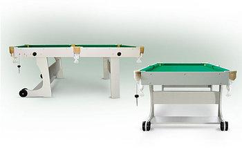Бильярдный стол складной Компакт 5ф/6ф РП, фото 2