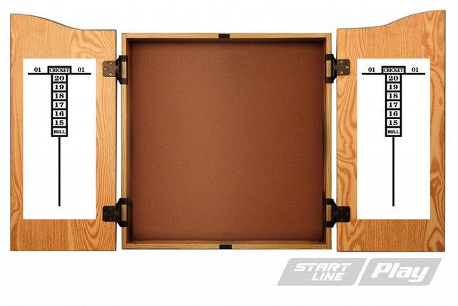 Кабинет дартс SLP с рисунком, фото 2