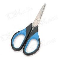 Ножницы 21 см, черные/синие Foska