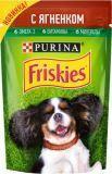Friskies с Ягненком в подливе Влажный корм для собак, 85г