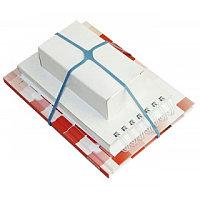 Резинки для упаковки документов, корреспонденции 5см, 100гр, цветные Q-Connect