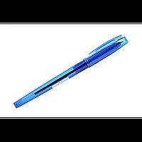 Ручка шариковая, 0.7 синяя, с резиновым упором для пальцев Pilot