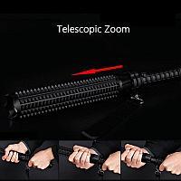 Бита фонарик телескопическая, 45см