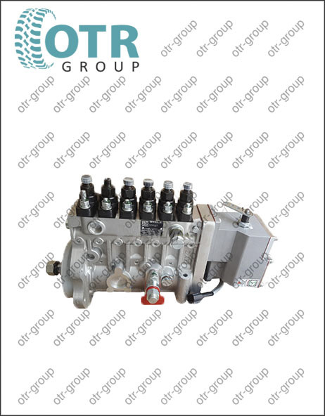 Топливная аппаратура Hyundai Robex 320LC-7