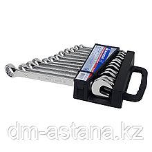 Набор комбинированных ключей, 8-22 мм, 12 предметов МАСТАК 0211-12H