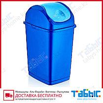 Ведро для мусора 10л Slim, фото 3