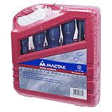 Набор отверток в пластиковом кейсе, 20 предметов МАСТАК 04-20C, фото 4