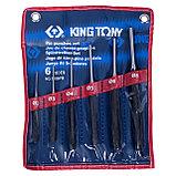 Набор выколоток, 6 предметов KING TONY 1006PR, фото 2