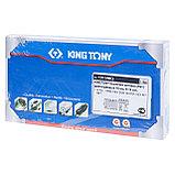 Набор вставок (бит) 10 мм, HEX, 4-12 мм, 15 предметов KING TONY 1015MQ, фото 5