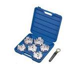 Набор съемников масляных фильтров, 7 предметов МАСТАК 103-40007C, фото 2