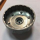 Съемник масляных фильтров, 96 мм, 18 граней, торцевой МАСТАК 103-44196, фото 2