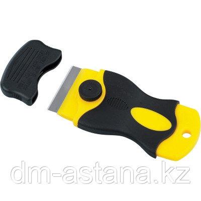 Нож скребковый мини МАСТАК 107-03007