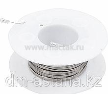 Струна для срезки уплотнителя стекол, квадратный профиль, 50 м МАСТАК 107-03050