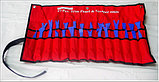 Набор съемников (лопатки) для панелей облицовки, 27 предметов  МАСТАК 108-10027P, фото 2