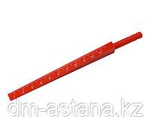 Клин тарированный для проверки щелей и зазоров МАСТАК 109-70001