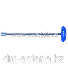 Ключ Т-образный 13 мм, удлиненный KING TONY 115H13M-14