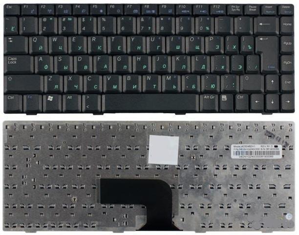 Клавиатура для ноутбука Asus W7F W7J W7JB W7JW W7S W7SG