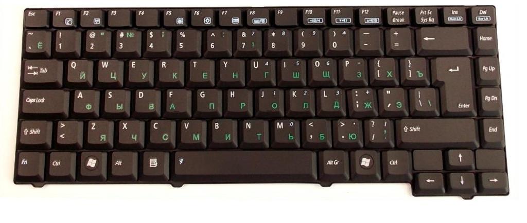 Клавиатура для ноутбука Asus X58 X58C X58L